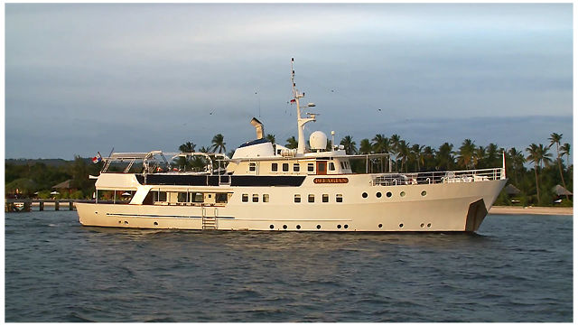 Pelagian Dive Yacht