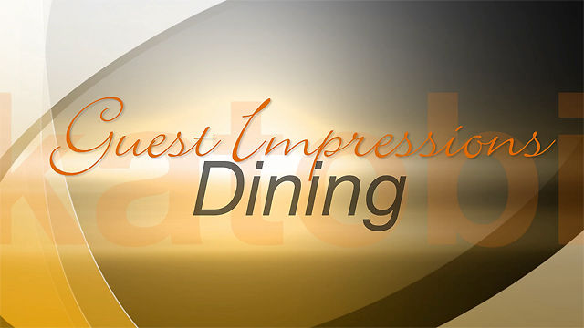 Wakatobi Guest Impressions: Dining