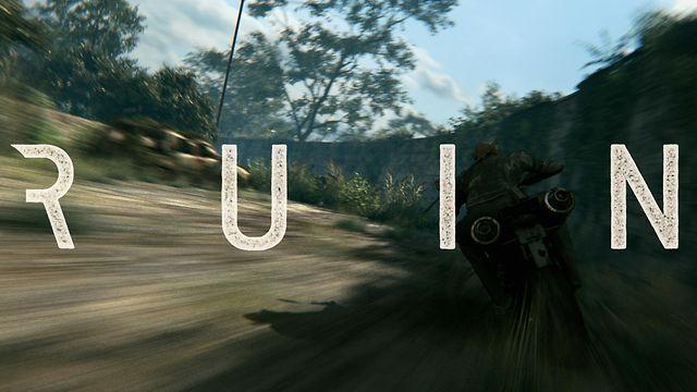 RUIN - Satriecoša 3D animācija