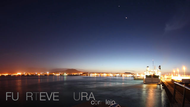 Fuerteventura winter Time