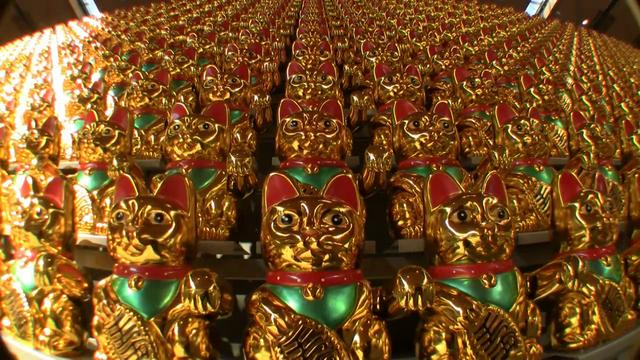 THE ARMY OF LUCK, OR THE GLOBAL PURSUIT OF HAPPINESS
