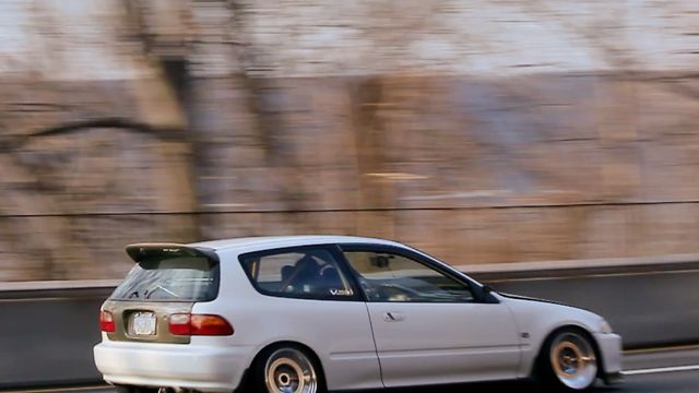 HONDA DAY TAKES A RIDE IN THE BULLET EG HATCH | FUNC-TION D.