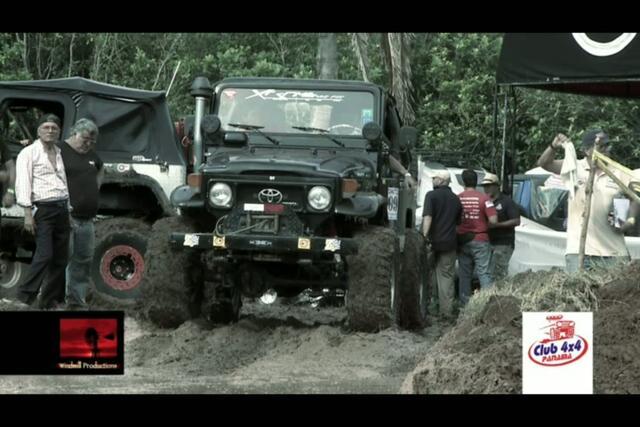 Video Resumen Reto Club 4x4 Panamá
