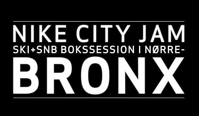 Nike City Jam 2012