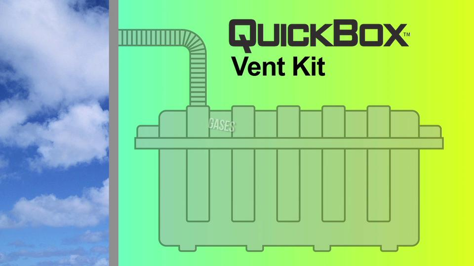 How to Install a Battery Box Vent Kit