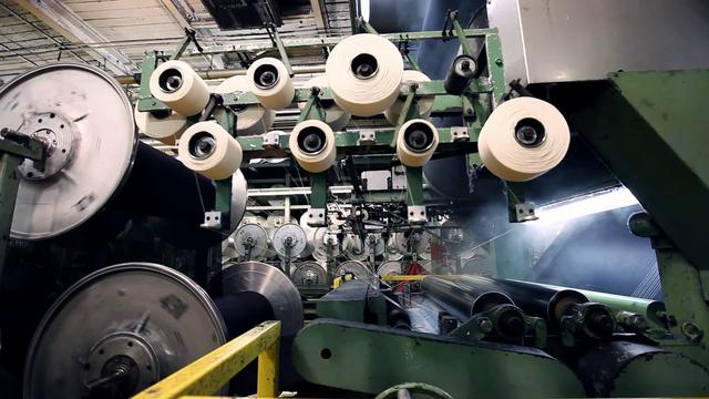 Watch | Roy Denim – Cone Mills, North Carolina