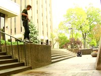 These are the clips I got after my 2nd knee surgery. I had so much fun filming for this. Mostly filmed in fall, in Denver, Madison and Milwaukee.  Filmed by: Cody Laplant Mykel Fatali Dan Coleman