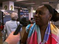 Ellen Namhila returns to Finland