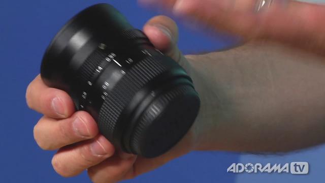 Noktor SLR Magic 50mm f/0.95 HyperPrime Lens: Product Reviews: Adorama Photography TV