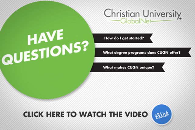 Christian University GlobalNet Program