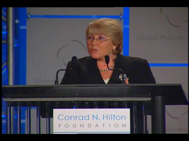 Michelle Bachelet, Executive Director, UN Women