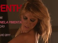 Making of Penthouse Daniela Pimenta