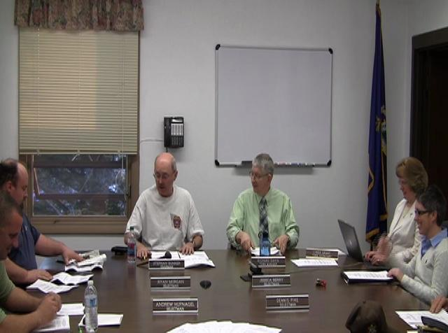 Farmington Selectmen's 03/20/12