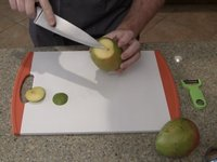 Mango Slicing and Dicing