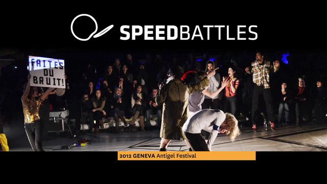 Speedbattle #3 – Freaks Team vs Geneva Team