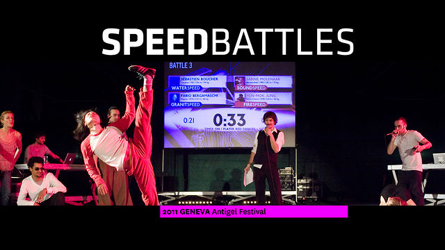 Speedbattle #2 – Peeping Tom vs Geneva Team All Stars 2011