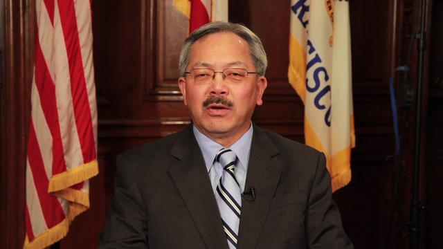 MAYOR ED LEE, Rediscover Cinema, SFIFF 55