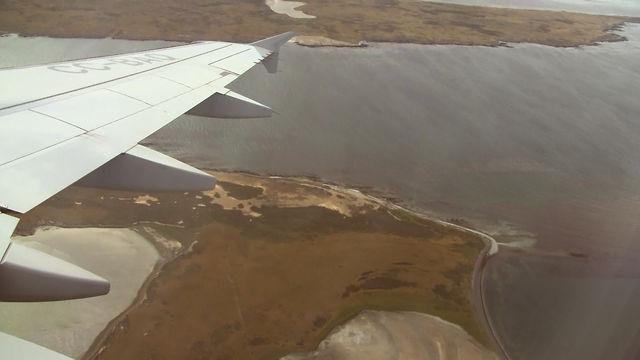 Malvinas: llegar a las islas, 30 años después