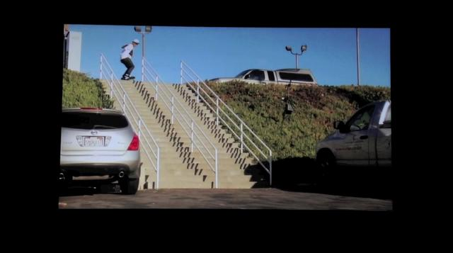 Nyjah Huston - Rise & Shine (Full Part + Credits)