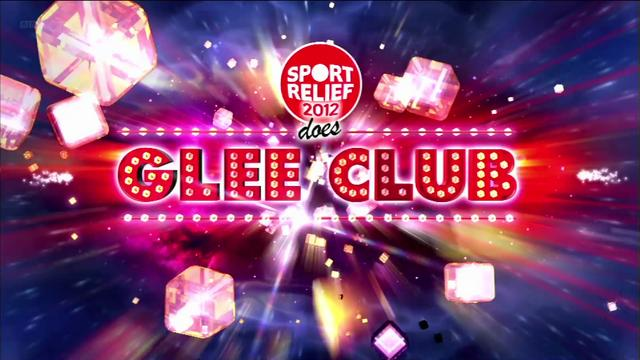 Frankie Sandford on Sport Relief does Glee Club [TrueHD]
