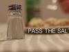 Pass The Salt - Short Film