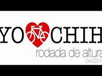 Chihuahua en Bicicleta, Una Rodada De Altura (00:32)