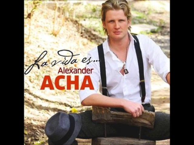 Alexander Acha Amor Sincero Free Mp3 Download.You can download free ...