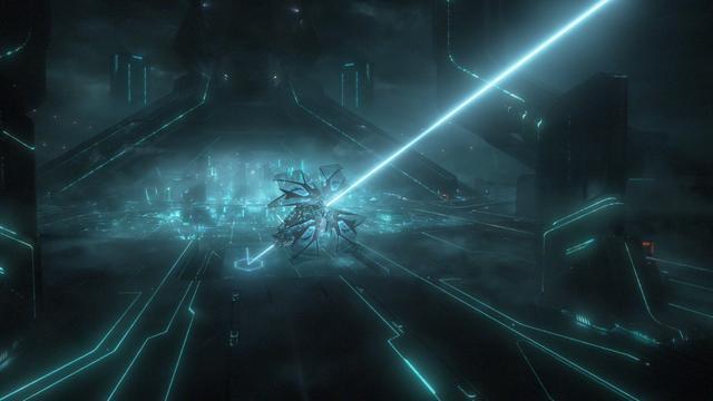 Tron:Legacy Look Early Development
