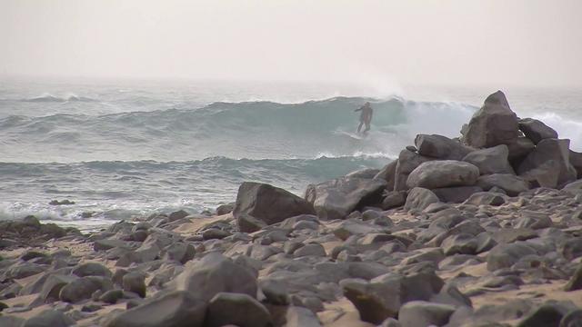 Punta Preta / Cape Verde / Kitespot Introduction with Mitu Monteiro