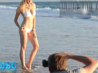 BEHIND THE SCENE WITH IRINA VORONINA and YANN FERON part 3