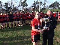 'Female Gooch' brings O'Connor Cup back to Cork