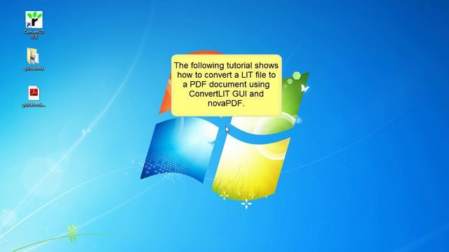 lit to pdf converter free download