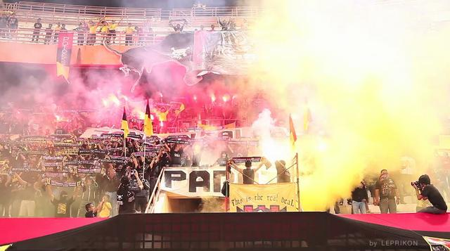N9 vs PERSEBAYA | 25 MARCH 2012 - PART 1