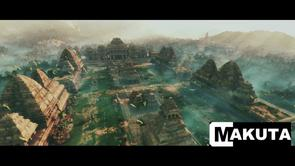 Makuta VFX - Showreel - March 2012