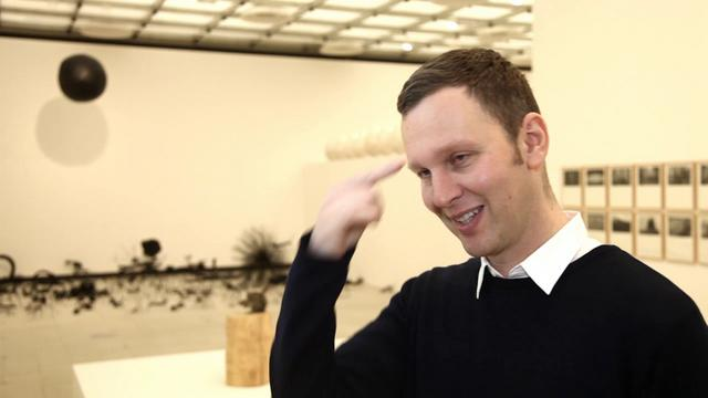 "David Shrigley: a ""verified"" artist"