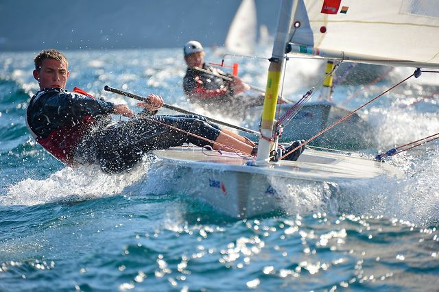 Europa Cup Laser 2012 - Highlights