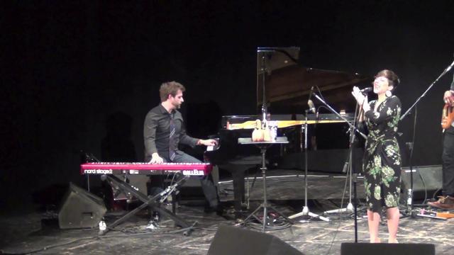 Gretchen Parlato Quartet @Teatro Petrella - Butterfly -
