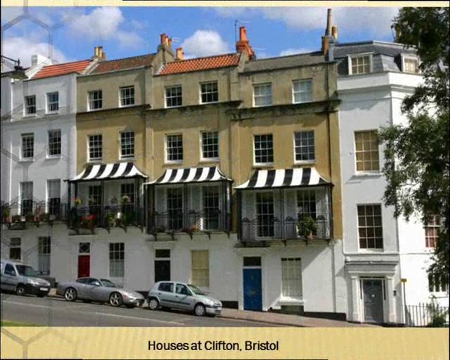 The City of Bristol, (UK)