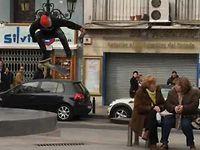 Skate Team in Spain