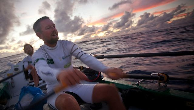 Rowing the Atlantic Ocean: Sea Fever