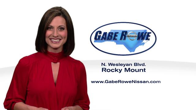 Gabe Rowe Nissan - You Want $11,000 Off