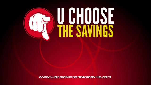 Classic Nissan of Statesville - U Choose