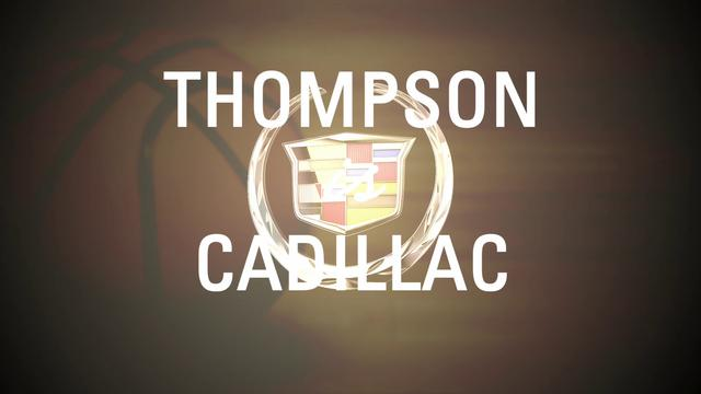 Thompson Cadillac - Tournament Time