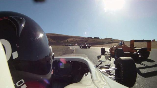 GoPro HD HERO camera: Formula Car Clip