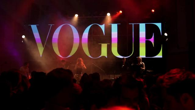 VOGUE NL - Launch Visuals