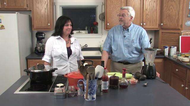 The Simple Gourmet - Soups with Dottie