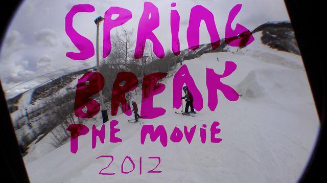 SPRING BREAK THE MOVIE