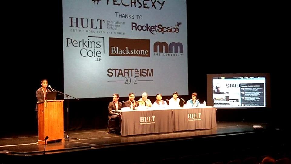 Startupism Mobile Monetization panel