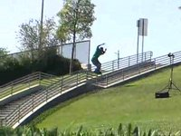 This is the intro section to the Vicious team video. Vicious was a bearing company started by Jan Welch, Jon Elliott and Chris Peel. This video features the skating of Dominik Wagner, Joey Chase, Jeff Stockwell, Montre Livingston, John Bolino, Pancho Barerra, Brian Shima, Chris Farmer, Connor O'Brien, Killer Kai, Marc Enanoh, Iain Mcleod, Stefan Horngacher, Nils Janson, Shintaro Nakayama, Keither Brierley, Adam Brierley, Marcus Benavidos, Oli Short, Ben Schwab, Jeremy Spira, Chris Cheshire and more...