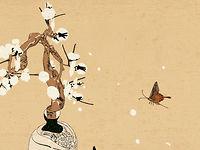 Reinterpretation of Korean traditional painting